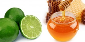 trị vết thâm sau mụn bằng mật ong
