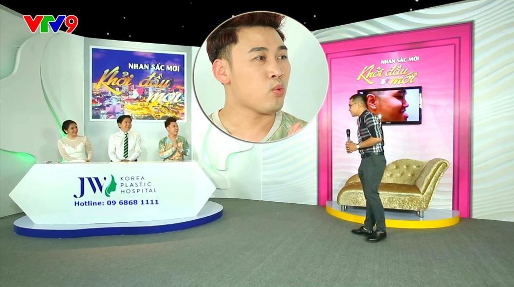 Ca sĩ Don Nguyễn sốc với sự thay đổi nhan sắc của chàng móm trong tập 2 cua Nhan sắc mới – Khởi đầu mới
