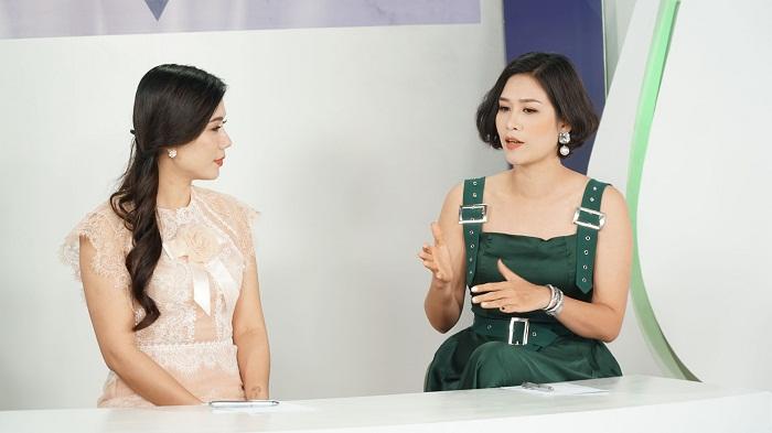 Diễn viên Hà Hương đã rất cảm thông với trường hợp của chị Hồng