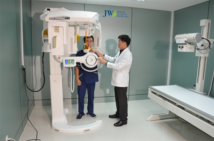 Bạn phải được chụp CT 3D để xác định nguyên nhân do răng hay do hàm và mức độ hô hàm