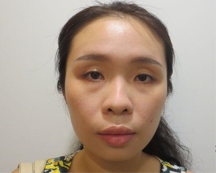 Gương mặt của Việt Trang không có điểm nhấn khiến cô ở bị đóng khuôn trong một kiểu vai diễn