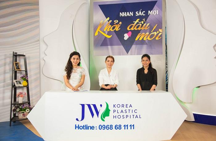 Bác sĩ Nhật nói về việc điều trị da cho cô Kim Cúc