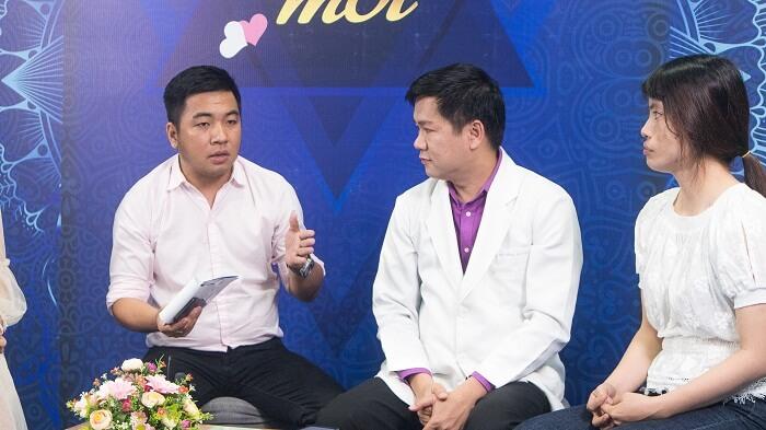 Nguyễn Ngọc Thạch cho biết lý do anh có mặt trong buổi giao lưu trực tuyến.