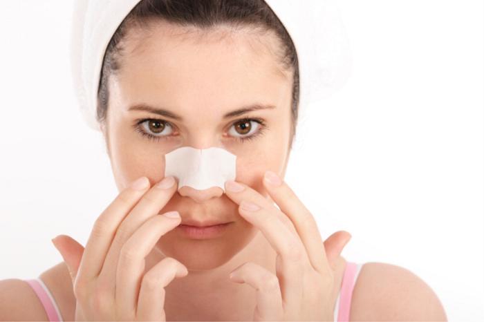 cách chăm sóc sau khi nâng mũi sụn sườn